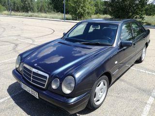 Mercedes-Benz Clase E 300 turbo diesel