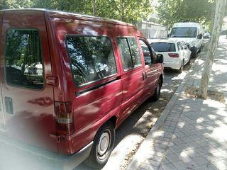 fiat scudo 1.9td 1998 unico dueño