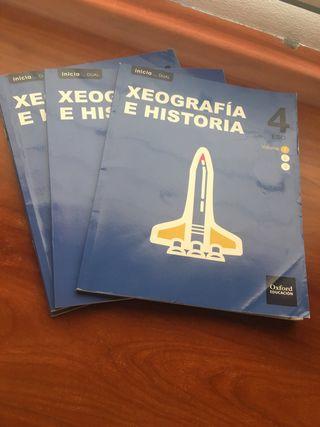 Xerografía e historia 4 ESO