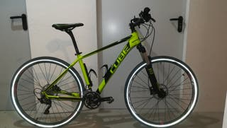 Bicicleta MTB cube 27.5