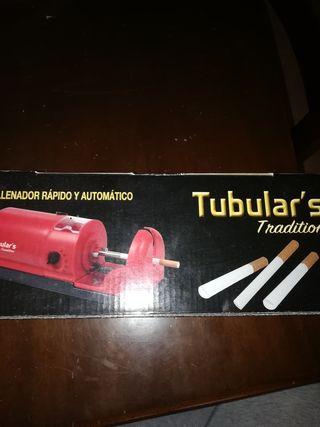 Entubadora cigarros electrica