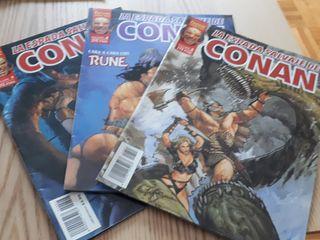 8 comics de conan