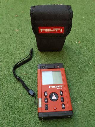 Medidor laser Hilti PD 32