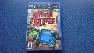 Videojuego PS2 Offroad Extreme!