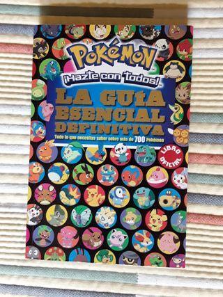 Guía Pokemon Esencial Definitiva