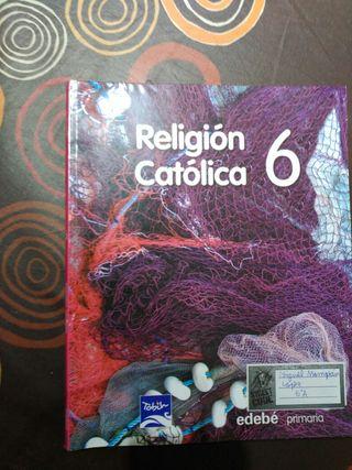 Religión 6° primaria
