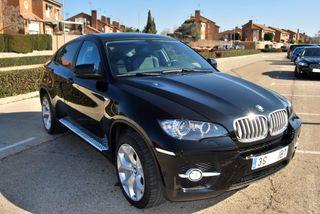 BMW X6 X DRIVE 3.0 AUTOMATICO M PAKET 07/2012
