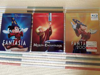 Cine Disney en Bluray