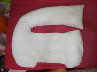 cojín lactancia, almohada embarazada
