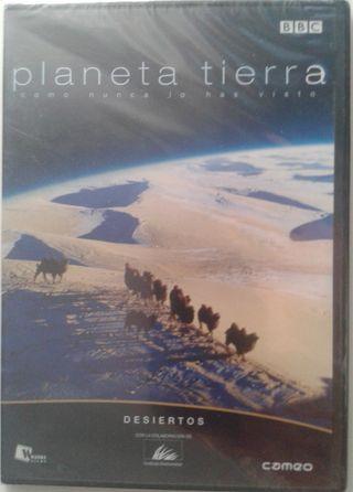 Planeta Tierra (Desiertos)
