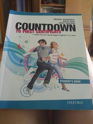 Countdown To First Certificate Students Book