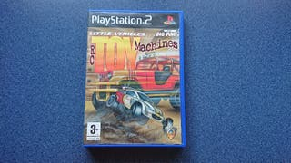 Videojuego PS2 RC Toy Machines