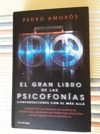 El gran libro de las psicofonias.