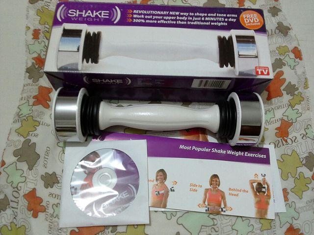 Mancuerna/pesa vibratoria SHAKE