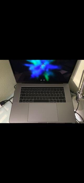 Macbook Pro 15 Gris Especial