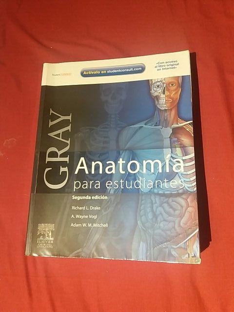 GRAY Anatomia de segunda mano por 55 € en Pamplona/Iruña - wallapop