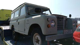 Land Rover un clásico muy cuidado