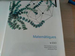 libro matematicas eso