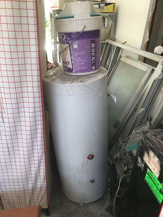 Deposito electrico agua
