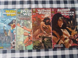 Wonder Woman etapa Phil Jimenez