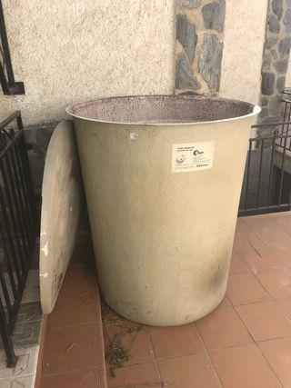 Deposito agua 1000l
