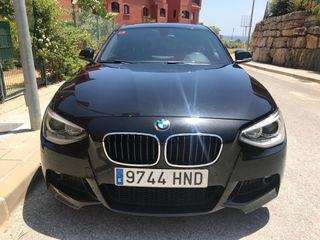 BMW Serie 1 2014 118d Pack M GARANTIA AÑO