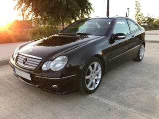 Mercedes-Benz Clase C220 CDI Sport Coupe 2005