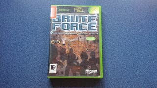 Videojuego Xbox Brute Force