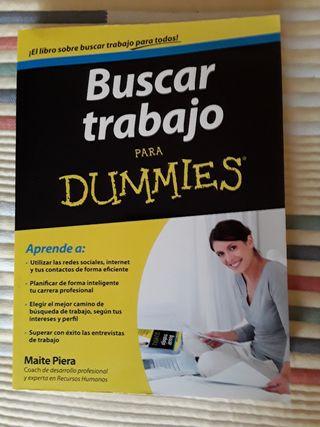 Libro Buscar trabajo para Dummies