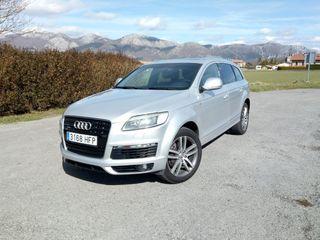 Audi Q7 2007 3.0 tdi 233 cv