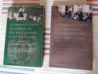 Libros semana Santa Ferrol