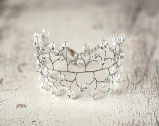 Pulsera Joya para novia hecha a mano por encargo