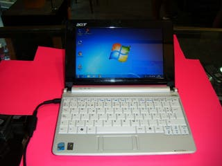Mini portatil Acer , 150gb , 80€