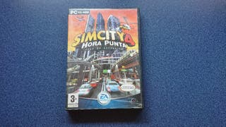 Videojuego PC Sim City 4 Hora Punta