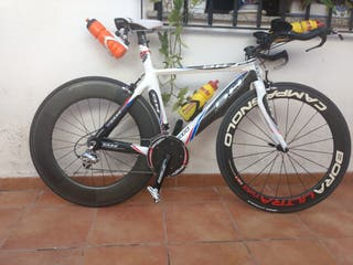 bicicleta bh triatlon