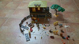Playmobil animales.