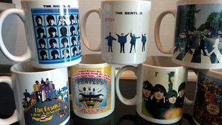 7 Tazas The Beatles