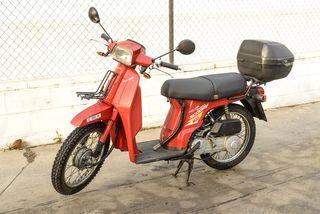 Moto Scoopy 75cc- 20.000 km