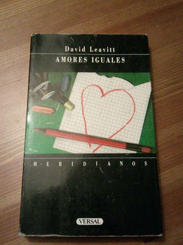 Amores iguales - David Leavitt