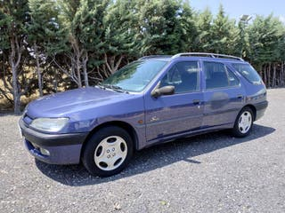 Peugeot 306 SW 1.9 Diesel 70cv, Año 1998