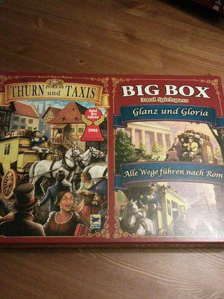 Thurn und Taxis Big Box - Karen y Andreas Seyfarth