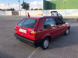 volkswagen golf cl 1.6 75cv 1990