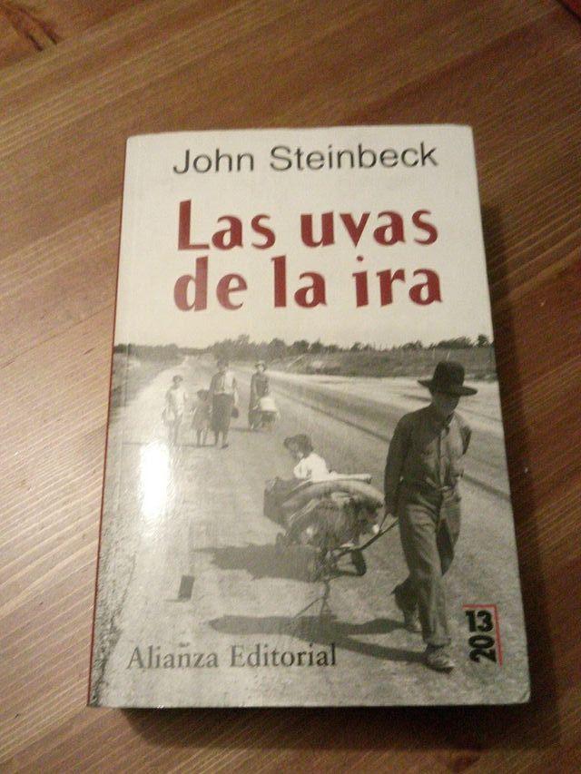 Las uvas de la ira - John Steinbeck