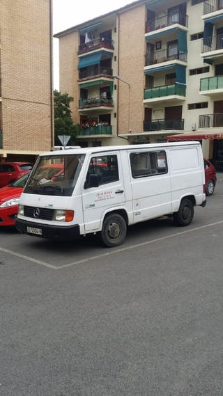 furgoneta Mercedes MB -100ciki trans