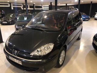Peugeot 807 diésel 7 plazas