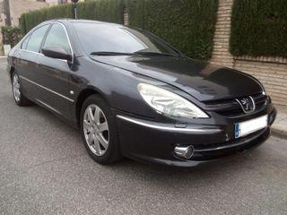 Peugeot 607 2.0 hdi automatico