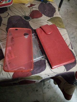 Dos fundas Nexus 5.Con su enbalaje