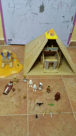 Playmobil Egipto.