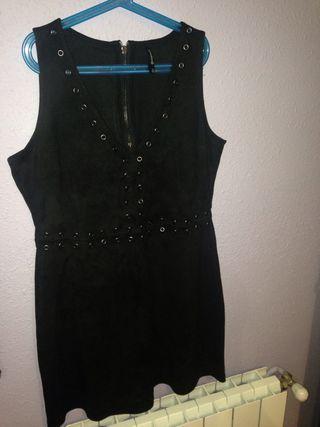Vestido mujer negro