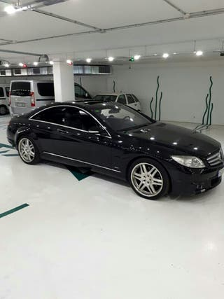 Mercedes-Benz CL Coupe 2009